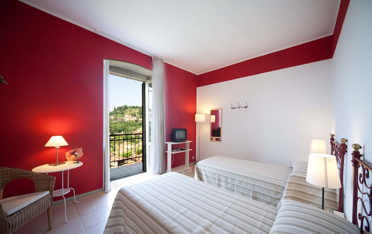 B&B A Casa Mia - Red Room