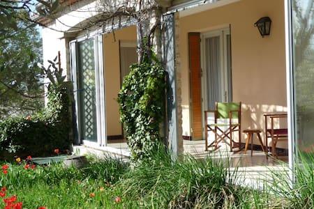 Villa avec grand jardin non clos - Malaucène - Rumah