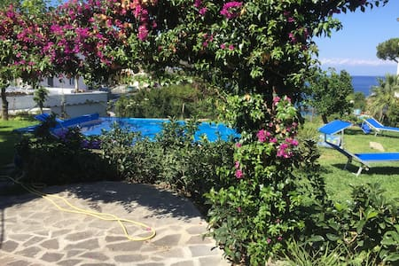 Double Room in a Luxury villa with pool - Casamicciola Terme - Вилла