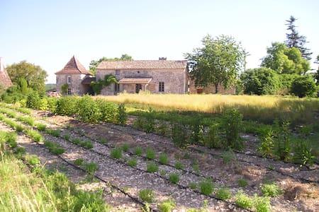 Ancienne ferme en pierre  Dordogne - Issigeac - Dům
