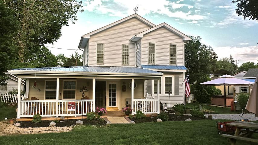 1500 SQFT COTTAGE  CHESAPEAKE CITY - Earleville - Hus