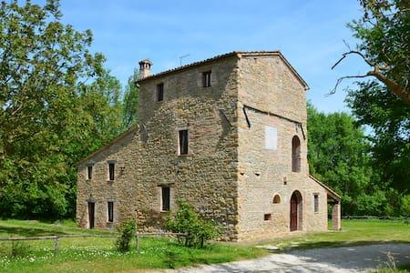 Casa Torre - Apt Nibbio - Treia