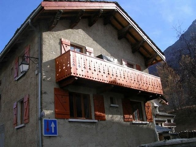 Duplex  LA LOMBARDE - Bessans - Huoneisto