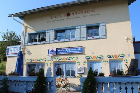 Haus Sonnenberg - Doppelzimmer - Sankt Oswald-Riedlhütte - Bed & Breakfast