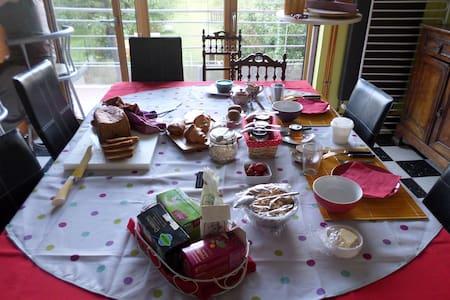 Chambre ciel - Dunkerque - Bed & Breakfast