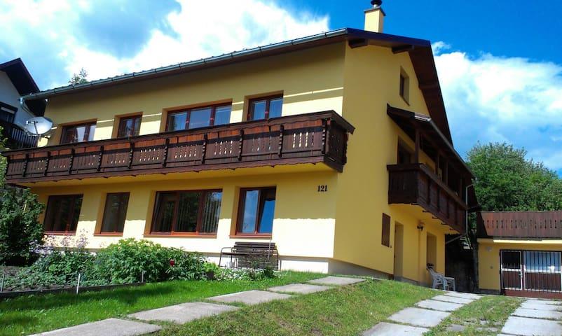 Guesthouse Klara - Nová Lesná - Byt