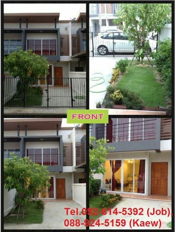 House in Rayong city and the beach. - Chang Wat Rayong, TH - House