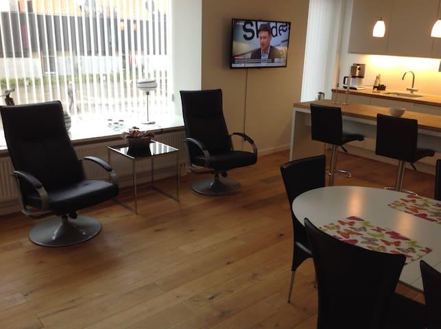 Ferielejlighed Ebeltoft Havnevej - Ebeltoft - Apartment