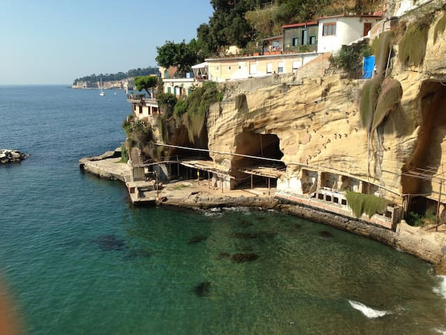 Posillipo, private beach - Neapel - Wohnung
