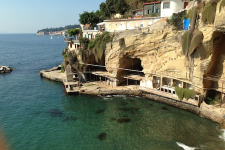 Posillipo, private beach - Neapol