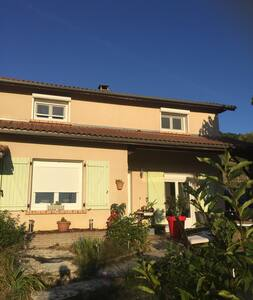 Studio indépendant avec terrasse - Ravel