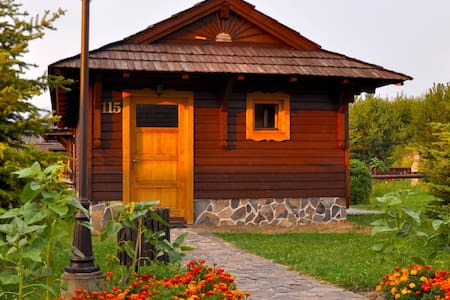 Cottage in High Tatras, Slovakia - 利普托夫斯基米库拉什(Liptovský Mikuláš) - 小屋