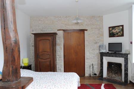 Chambre d'hôtes La Baticole - Estouy - Dom