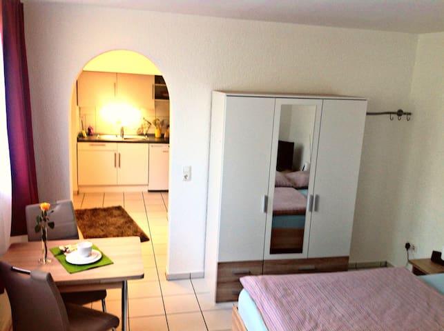 wunderschönes Apartment -nähe Uni - Mainz - Huoneisto