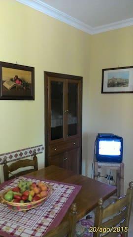 Casa sul monte di San Vito - San Vito Romano
