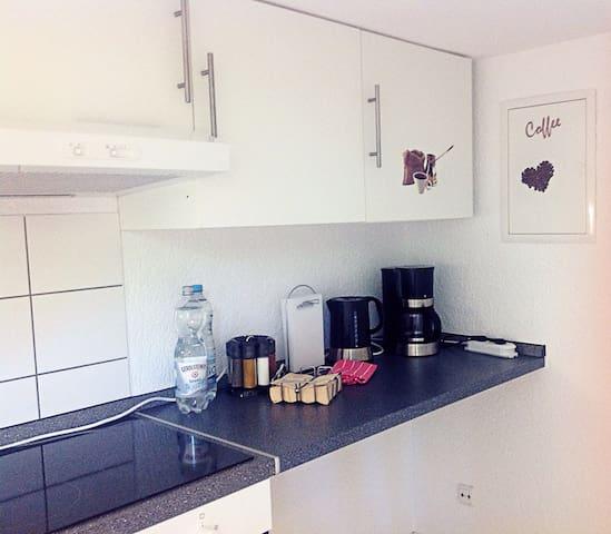 wunderschönes Apartment -nähe Uni - Mainz - Apartamento