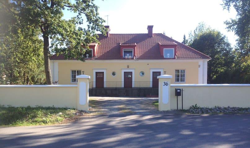 Gedigen stenhusvåning nära centrum! - Västerås