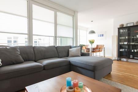 Stylish apartment next to the beach - Noordwijk - Apartment