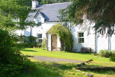 Highlands Farm House in Scotland - Killin