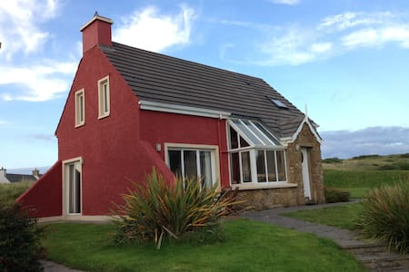 Ardliath, Rossnowlagh, Co Donegal - Hus
