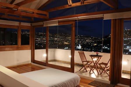Artist appartment historic center - Quito