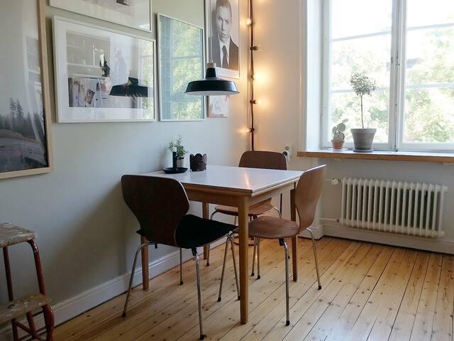 Best part of Södermalm - Stockholm - Apartment
