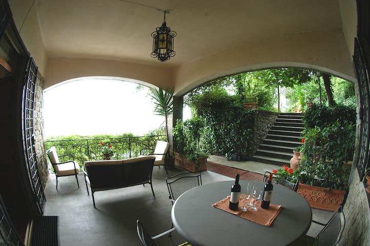 PAT HOUSE  appartamento panoramico - Cortona - Appartement