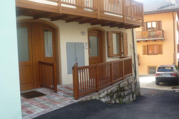 APPARTAMENTO A CAVEDAGO/ANDALO - Cavedago - Wohnung