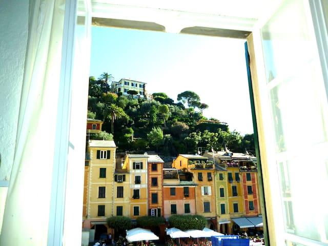 LE FINESTRE SU PORTOFINO - Portofino - Appartement