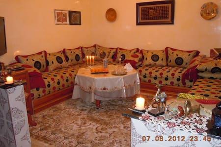 Mysig 3 rums lägenhet. - Agadir - Leilighet