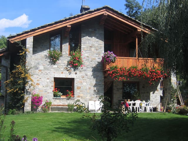 Tipica casa di montagna - Rhemes-saint-georges - Dům