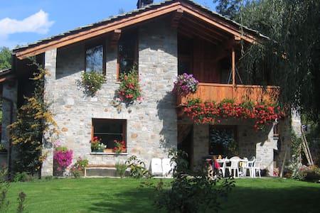 Tipica casa di montagna - Rhemes-saint-georges