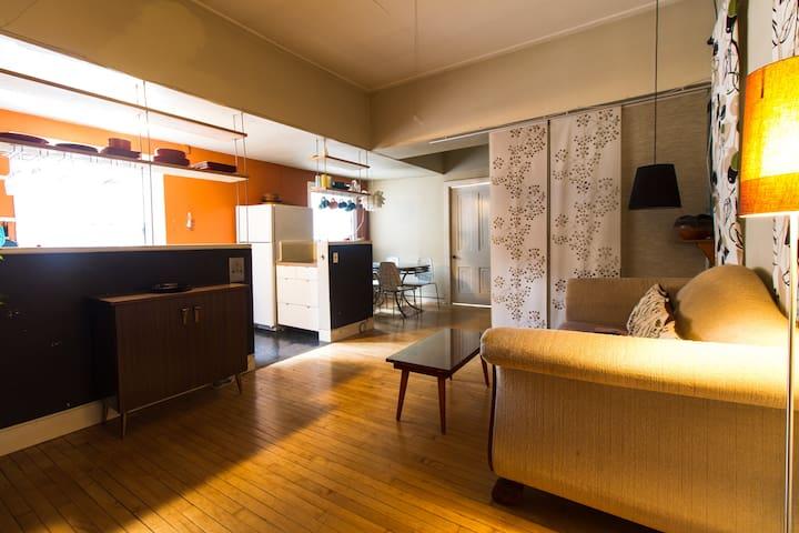 Cozy 1 BR in Historic Downtown Bldg - Philadelphia - Appartement