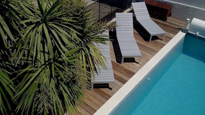 Villa Emyloa calme, plage et piscine