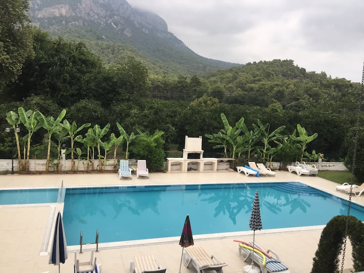 Nice 2 bedrooms flat in Kemer Ant