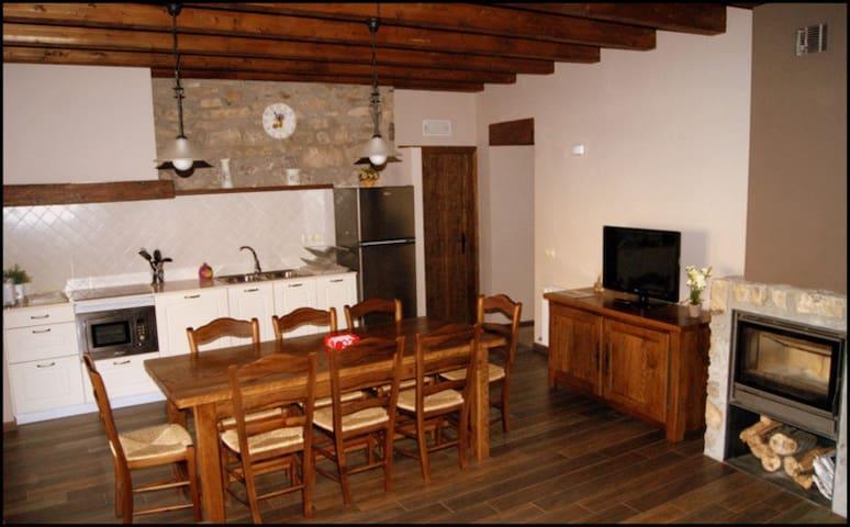 Apartaments Rurals Cal Remolins x8 - Coll de Nargó - Appartement