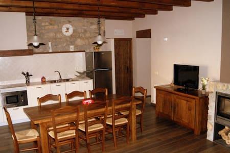 Apartaments Rurals Cal Remolins x8 - Coll de Nargó - Byt