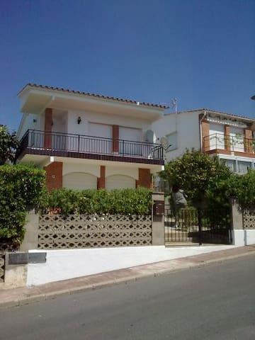 Sonniges familienfreundliches Haus