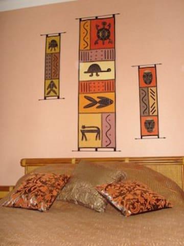 Chambre d'hôtes - Villa Savane - Ajaccio - Bed & Breakfast