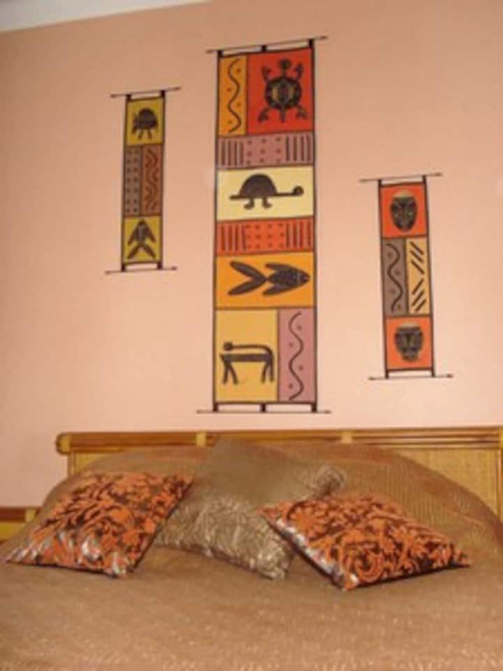 Chambre d'hôtes - Villa Savane