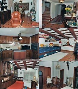 Habitación romántica y tranquila - Appartement