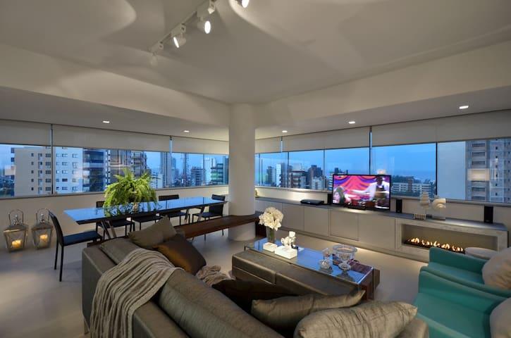 Apartamento Moderno com vista 180º - Tôrres - Apartmen