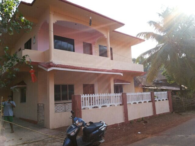 cosy furnished 2bhk apartment in goa - mandrem north goa - Dom