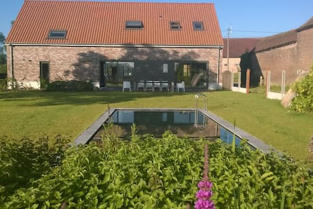 Comfortable barn in quiet area - Geraardsbergen