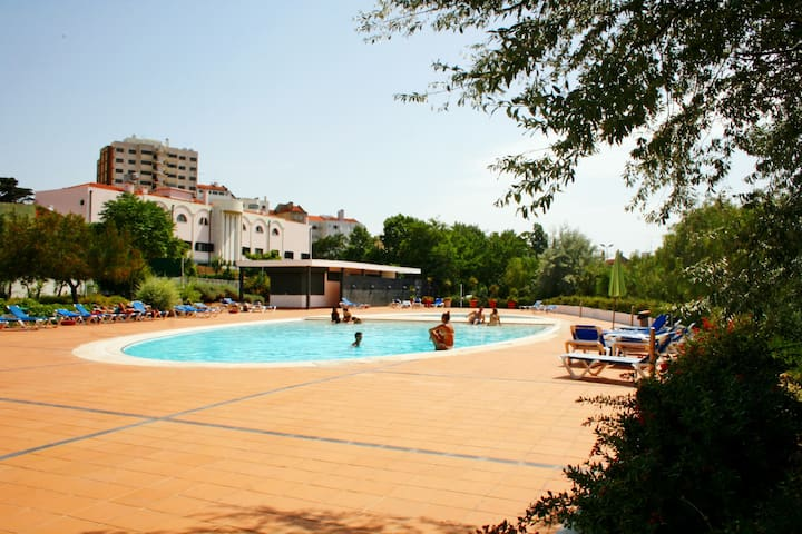 Pool: 24h available. Also special pool for young children