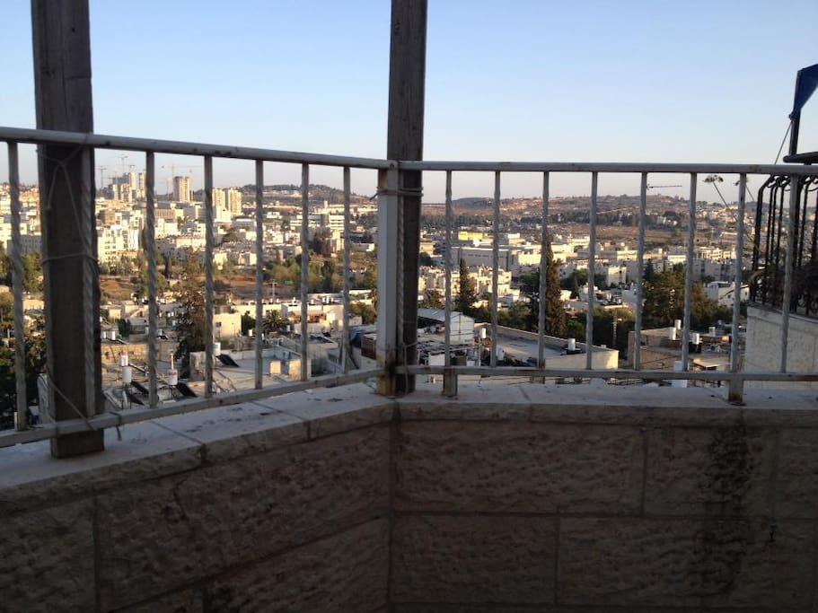 Jerusalem View!!!