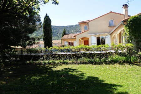 Maison spacieuse,agréable + jardin - Guilherand-Granges