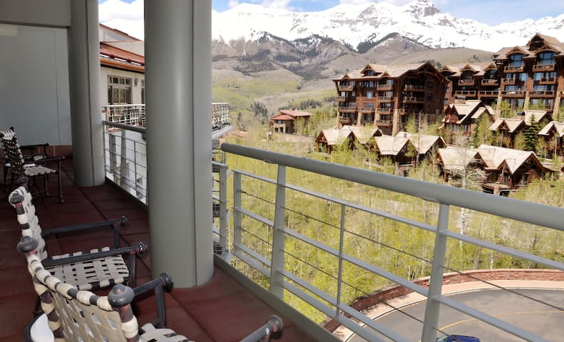 Peaks 603 - 2bed/2bath Penthouse - Mountain Village - Apartment