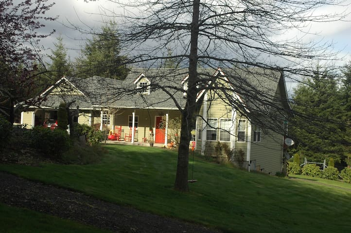 House in the Country - Chehalis - Casa