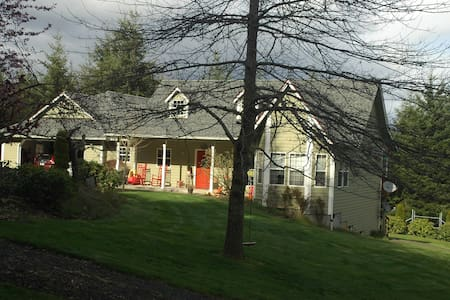 House in the Country - Chehalis